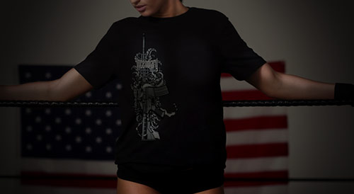 Incendiary Womens Apparel