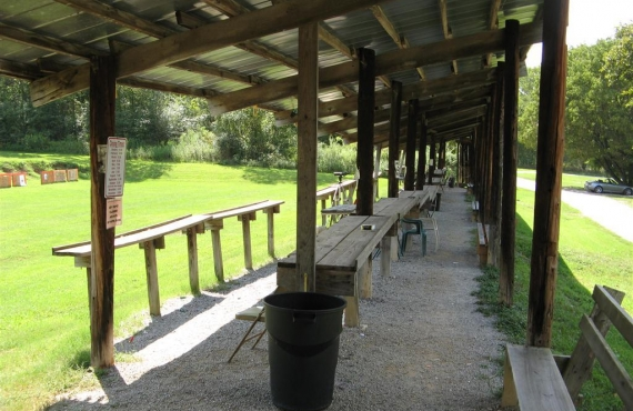 CHMR Tennessee Shooting Range