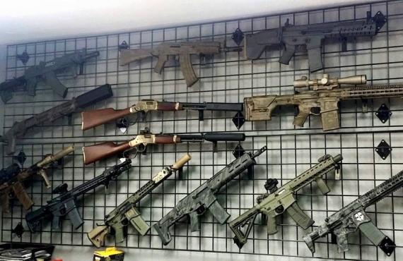 Harsh Firearms Oklahoma