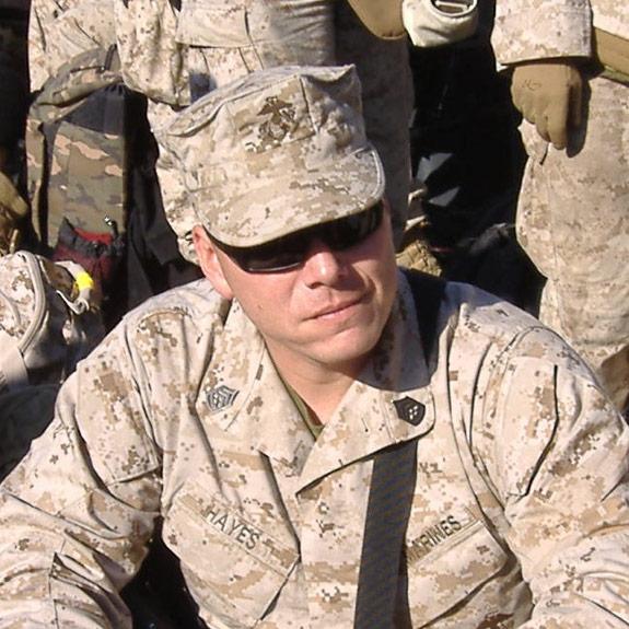 USMC Master Sargent