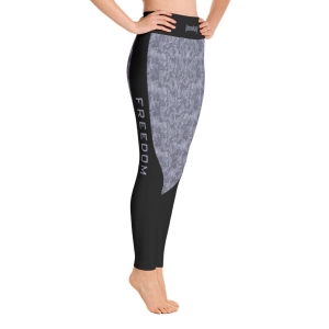 Incendiary Freedom Yoga Leggings