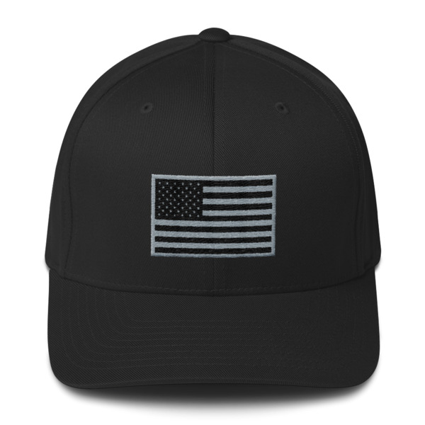 Incendiary American Flag Hat