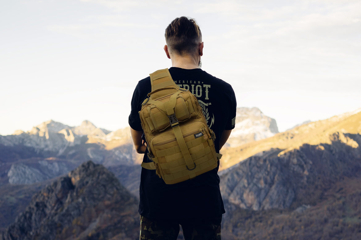 REDI-01 Sling Back Pack by Incendiary USA